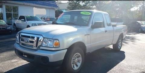 2009 Ford Ranger for sale at Special Finance of Charleston LLC in Moncks Corner SC