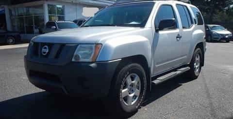 2008 Nissan Xterra for sale at Special Finance of Charleston LLC in Moncks Corner SC