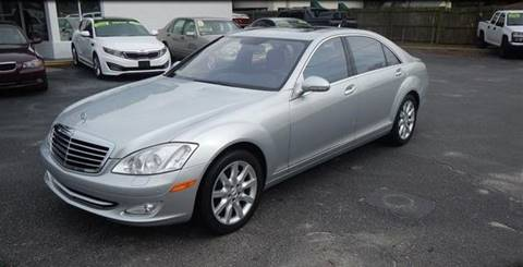 2007 Mercedes-Benz S-Class for sale at Special Finance of Charleston LLC in Moncks Corner SC