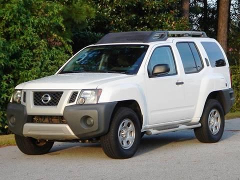 2011 Nissan Xterra for sale at Special Finance of Charleston LLC in Moncks Corner SC