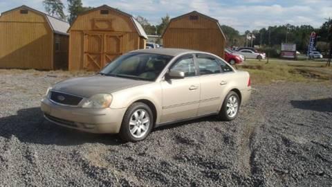 2005 Ford Five Hundred for sale at Special Finance of Charleston LLC in Moncks Corner SC