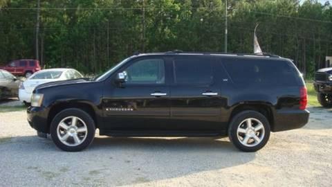 2008 Chevrolet Suburban for sale at Special Finance of Charleston LLC in Moncks Corner SC