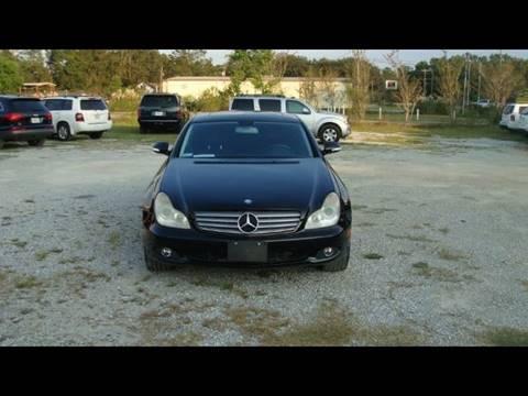 2007 Mercedes-Benz CLS for sale at Special Finance of Charleston LLC in Moncks Corner SC