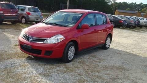 2012 Nissan Versa for sale at Special Finance of Charleston LLC in Moncks Corner SC