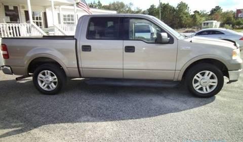 2004 Ford F-150 for sale at Special Finance of Charleston LLC in Moncks Corner SC