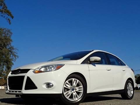 2012 Ford Focus for sale at Special Finance of Charleston LLC in Moncks Corner SC