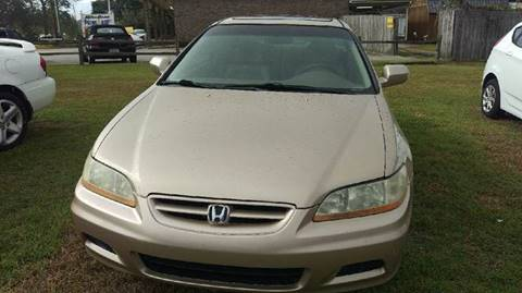 2001 Honda Accord for sale at Special Finance of Charleston LLC in Moncks Corner SC