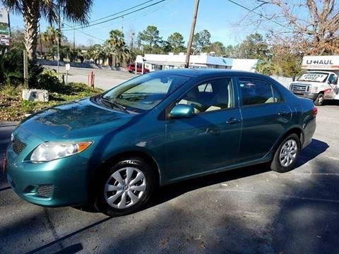 2010 Toyota Corolla for sale at Special Finance of Charleston LLC in Moncks Corner SC