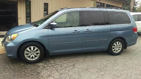 2010 Honda Odyssey for sale at Special Finance of Charleston LLC in Moncks Corner SC