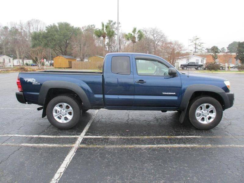 2008 Toyota Tacoma 4x4 4dr Access Cab 6.1 Ft. SB 5M   Summerville SC