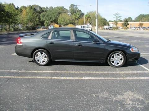 2013 Chevrolet Impala for sale at Special Finance of Charleston LLC in Moncks Corner SC