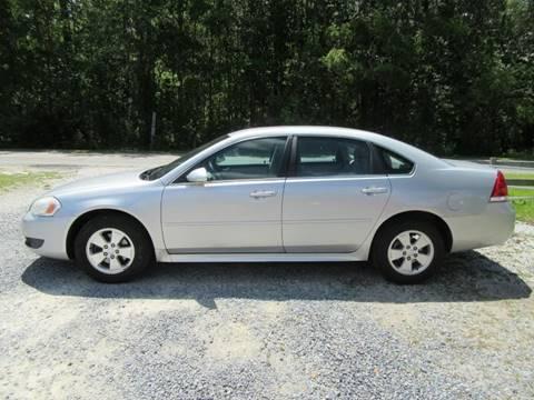 2011 Chevrolet Impala for sale at Special Finance of Charleston LLC in Moncks Corner SC