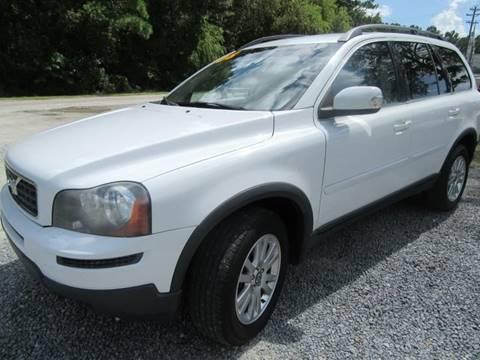 2008 Volvo XC90 for sale at Special Finance of Charleston LLC in Moncks Corner SC