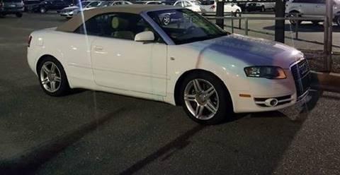 2007 Audi A4 for sale at Special Finance of Charleston LLC in Moncks Corner SC