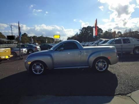 2004 Chevrolet SSR for sale in Summerville, SC
