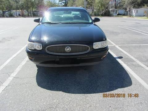 2001 Buick LeSabre for sale at Special Finance of Charleston LLC in Moncks Corner SC