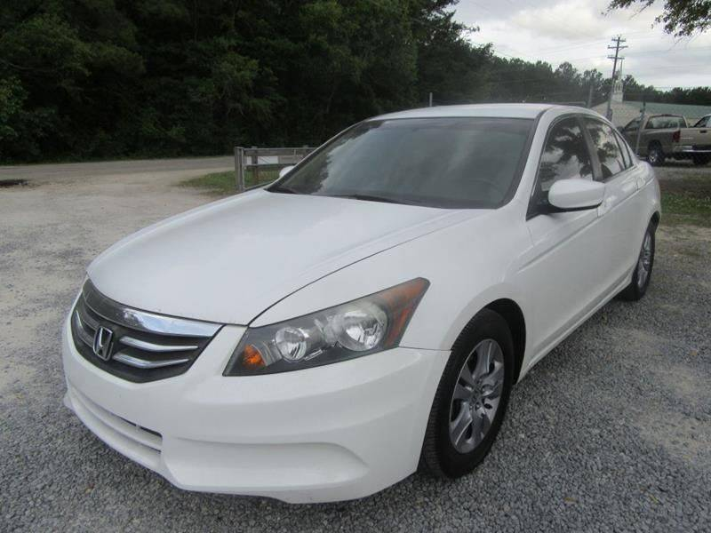 2011 Honda Accord LX P 4dr Sedan   Summerville SC