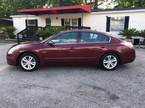 2011 Nissan Altima for sale at Special Finance of Charleston LLC in Moncks Corner SC