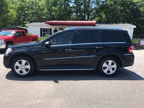 2010 Mercedes-Benz GL-Class for sale at Special Finance of Charleston LLC in Moncks Corner SC