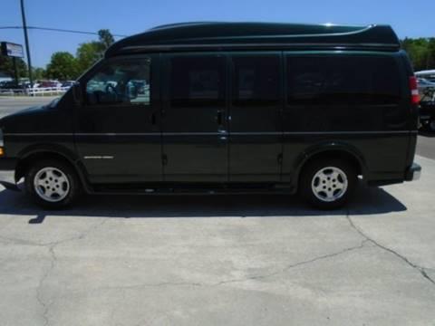2004 Chevrolet Express Cargo for sale at Special Finance of Charleston LLC in Moncks Corner SC