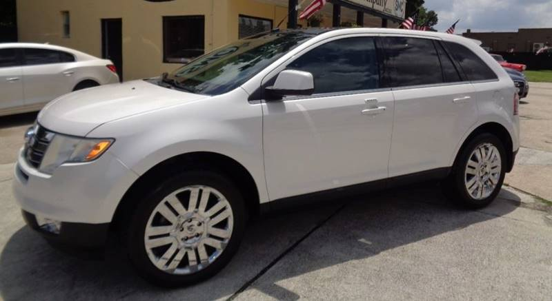 Ford Edge Limited Dr Crossover Summerville Sc