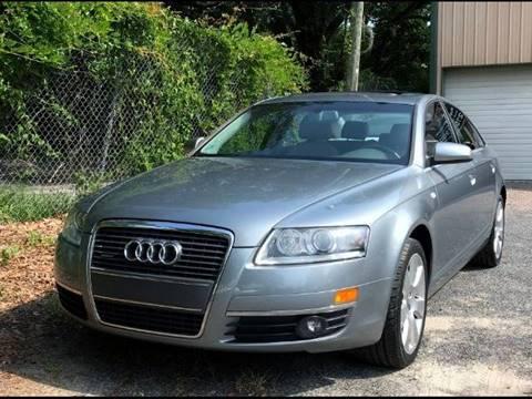 2007 Audi A6 for sale at Special Finance of Charleston LLC in Moncks Corner SC