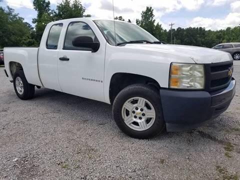 2008 Chevrolet Silverado 1500 for sale at Special Finance of Charleston LLC in Moncks Corner SC