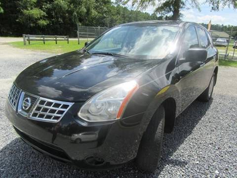 2010 Nissan Rogue for sale at Special Finance of Charleston LLC in Moncks Corner SC