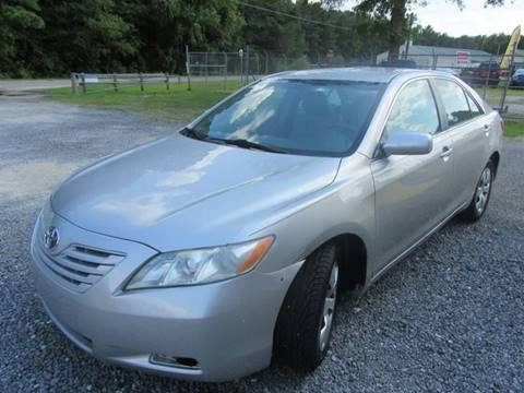 2009 Toyota Camry for sale at Special Finance of Charleston LLC in Moncks Corner SC