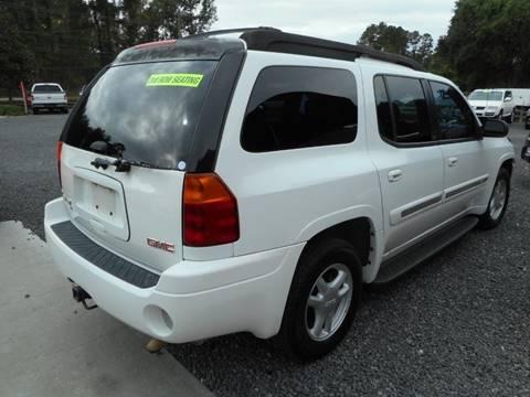 2003 GMC Envoy XL for sale in Summerville, SC