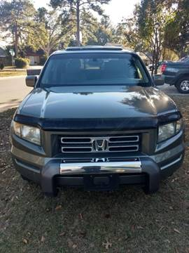 2007 Honda Ridgeline for sale in Summerville, SC