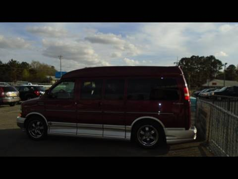 2009 Chevrolet Express Cargo for sale in Summerville, SC