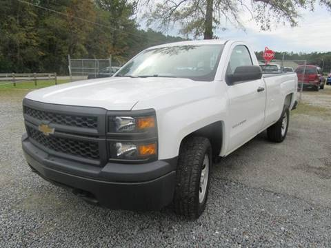2014 Chevrolet Silverado 1500 for sale in Summerville, SC