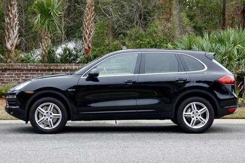 2012 Porsche Cayenne for sale in Summerville, SC