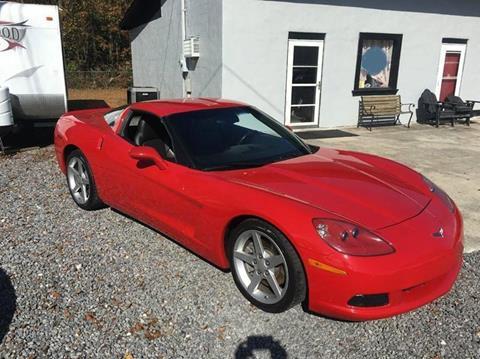 2009 Chevrolet Corvette for sale in Summerville, SC