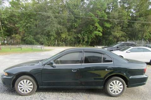 2002 Mitsubishi Galant for sale in Summerville, SC