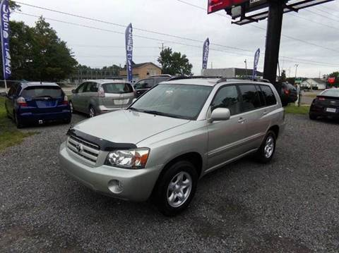 2005 Toyota Highlander for sale in Summerville, SC