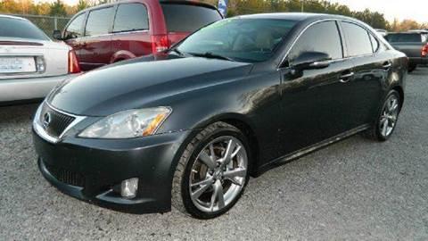 2009 Lexus IS 250 for sale at Special Finance of Charleston LLC in Moncks Corner SC