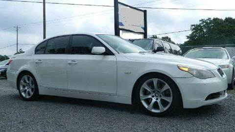 2005 BMW 5 Series for sale at Special Finance of Charleston LLC in Moncks Corner SC