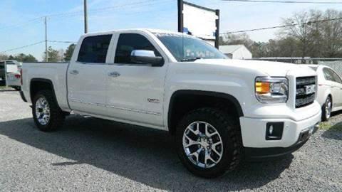 2014 GMC Sierra 1500 for sale at Special Finance of Charleston LLC in Moncks Corner SC