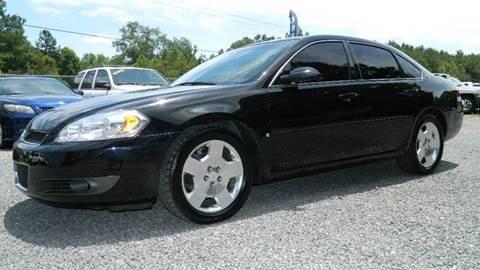 2006 Chevrolet Impala for sale at Special Finance of Charleston LLC in Moncks Corner SC