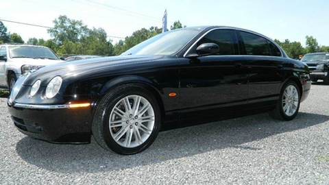 2005 Jaguar S-Type for sale at Special Finance of Charleston LLC in Moncks Corner SC