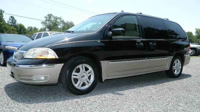 2002 ford windstar sel 4dr mini van in summerville sc special finance of charleston llc special finance of charleston llc