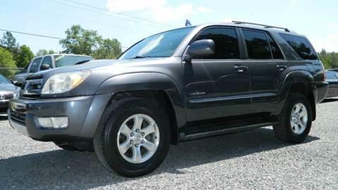 2005 Toyota 4Runner for sale at Special Finance of Charleston LLC in Moncks Corner SC