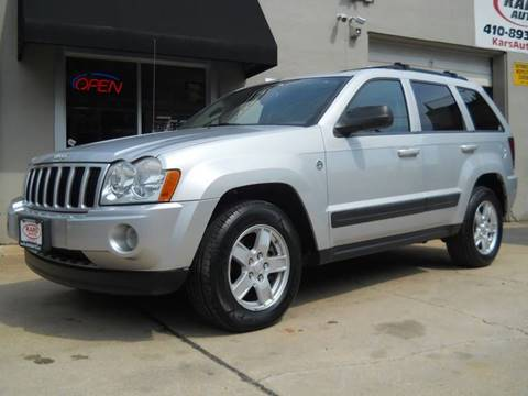 2006 Jeep Grand Cherokee for sale in Fallston, MD