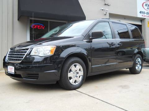 2010 Chrysler Town and Country for sale in Fallston, MD