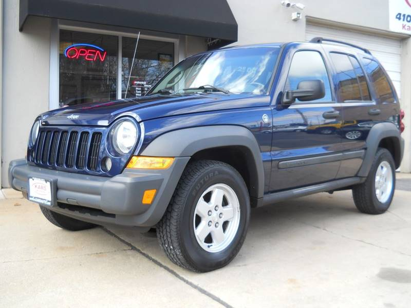 2007 Jeep Liberty For Sale At Kars, Inc. In Fallston MD