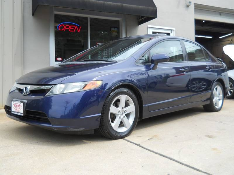 2007 Honda Civic For Sale At Kars, Inc. In Fallston MD