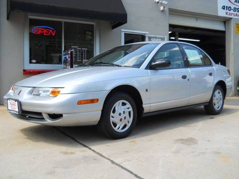2002 Saturn S-Series for sale in Fallston, MD