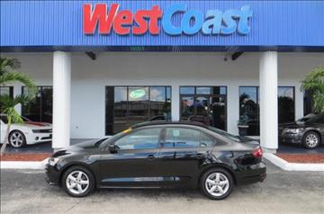 2016 Volkswagen Jetta for sale at West Coast Car & Truck Sales in Saint Petersburg FL
